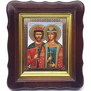 Борис и Глеб Тиль 10х12