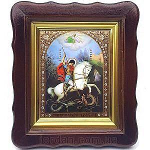 Георгий на коне Тиль 10х12