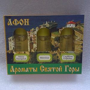 Масло Ароматы Святой Горы Афон