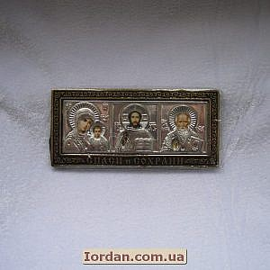 Тройник в авто в ризе Серебро