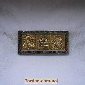 Тройник в авто в ризе Золото