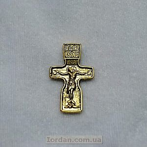 Крест Феодоровский золото