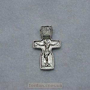 Крест Феодоровский металлик