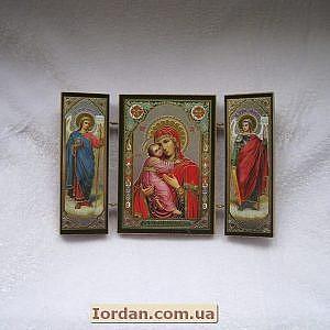 МДФ мал. Пресвятая Богородица Владимирская