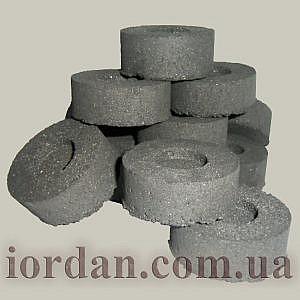 Уголь кадильный Ø 25 мм в коробке 100 шт.
