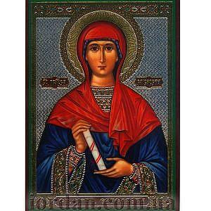Елисавета праведная ламин 6*9