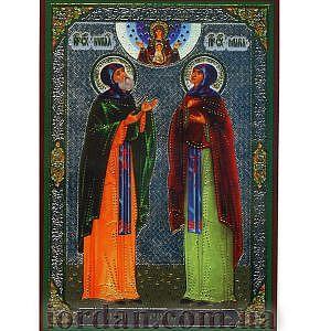 Кирилл и Мария ламин 6*9