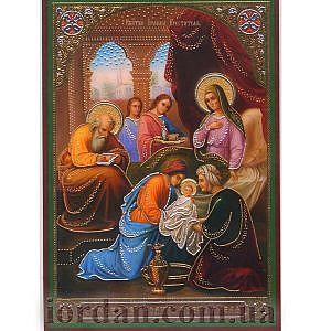 Рождество Иоанна Предтечи, ламин 6*9