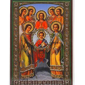 Собор Архангела Михаила, ламин 6*9