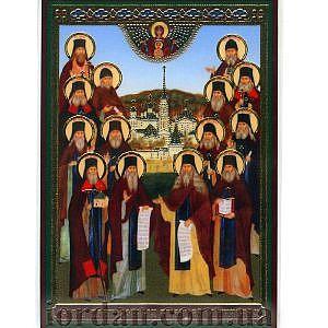 Собор Оптинских старцев, ламин 6*9