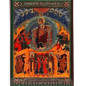 Собор Пресвятой Богородицы, ламин 6*9