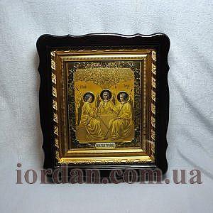 Фигурный киот Святая Троица 15х18