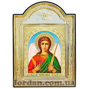 Ангел Хранитель лик Виноград Рамка Голубь 10х12