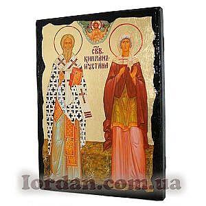 Киприан и Устинья Черное Золото 17х23