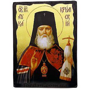 Лука Крымский Черное Золото 17х23