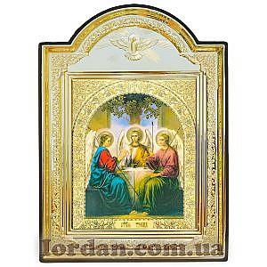 Троица лик Виноград Рамка Голубь 10х12