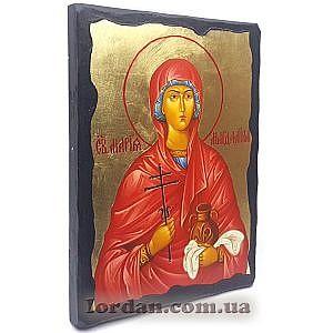 Мария Магдалина Черное Золото 17х23