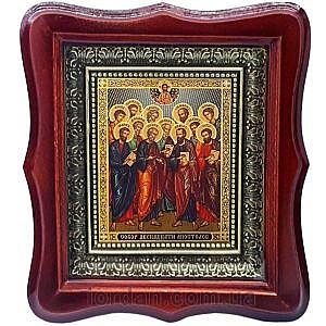 Собор 12 апостолов Тиль 10х12