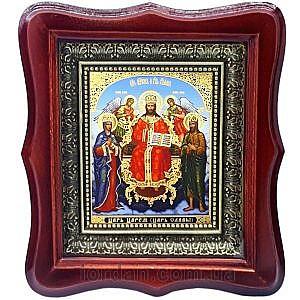 Царь Славы (Царь Царём) Тиль 10х12