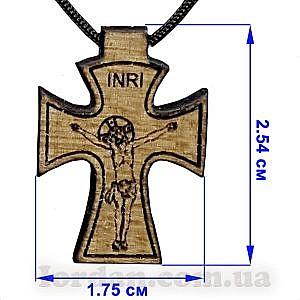 Крест кипарисовый средний