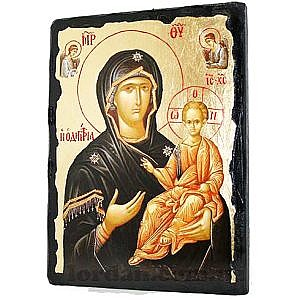 Одигидрия №1 Черное Золото 17х23