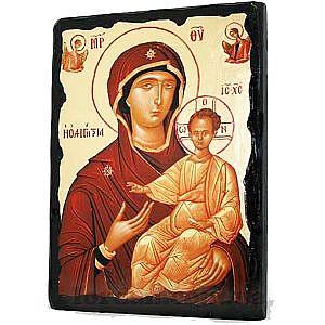 Одигидрия №2 Черное Золото 17х23
