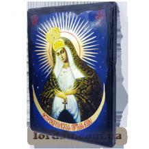 Черное Золото Богородичные 17х23