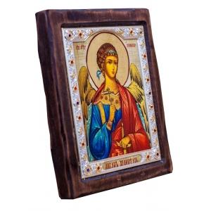 Ангел Хранитель Риза Византия 17х20