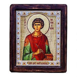 Пантелеймон Риза Византия 17х20